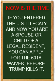 601A waiver approved  What happens next?